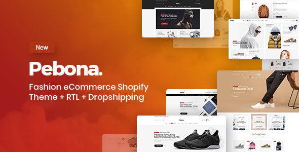 Best fashion eCommerce Shopify themes