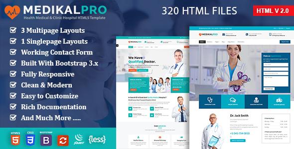 Medical Pro - Medical Health