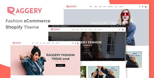 Raggery – Fashion Shopify Theme